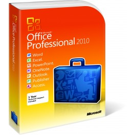 Microsft Office Professional 2010
