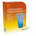 Microsoft Office Famille et Petite Entreprise 2010
