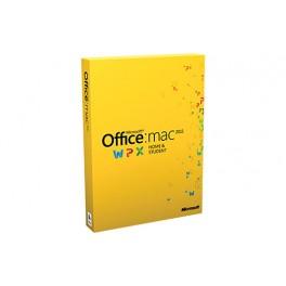 Microsoft Office pour Mac Famille et Étudiant 2011